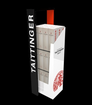 TAITTINGER BOX